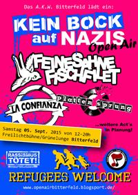 Kein Bock auf Nazis Open Air